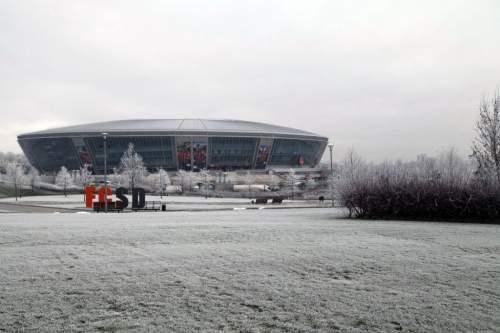 Как сейчас выглядит «Донбасс Арена»